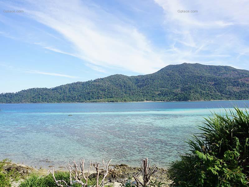 รูปภาพเกาะหลีเป๊ะ